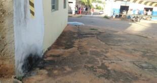 Norte de Minas - Homem atira em ex-mulher e comete suicídio em Bocaiuva - Foto: Reprodução Whastapp