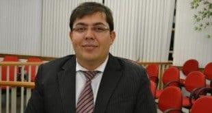 O vereador Romero Silva de Menezes, que foi reeleito neste ano, é um dos parlamentares presos na Operação Déjà-vu