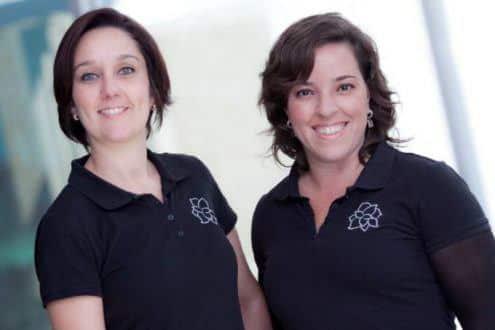 Ana Gomes e Lívia Mangini começaram sua própria agência no apartamento de Mangini, com R$ 10 mil de investimento. Em 2016, já faturaram R$ 1,3 milhão