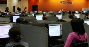Emprego - Atento anuncia 1.100 novas vagas de trabalho