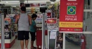 Farmácia Popular tem limite mínimo de idade para venda de remédios