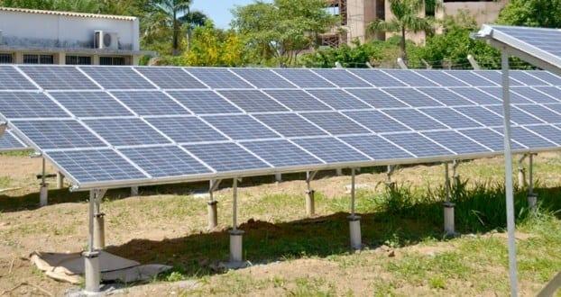 Miniusina fotovoltaica - Unimontes intensifica pesquisa sobre geração de energia solar na região