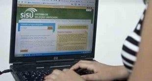 MEC prorroga inscrições no Sisu até domingo