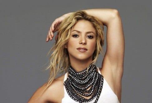 """Shakira """"é uma defensora apaixonada da educação"""", declarou o Fórum Econômico Mundial em comunicado"""