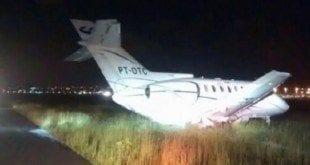Avião que transportava Aécio Neves faz pouso de emergência em Guarulhos