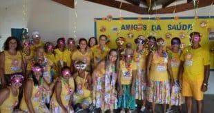 Montes Claros - CRAS São Judas promove carnaval para idosos