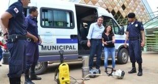 Montes Claros - Guarda Municipal recupera produtos furtados no Caic Maracanã