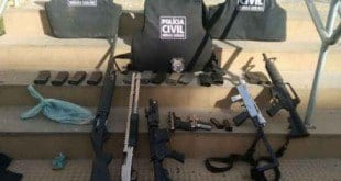 Norte de Minas - Sete bandidos são mortos em troca de tiros com a Polícia Civil em Mato Verde