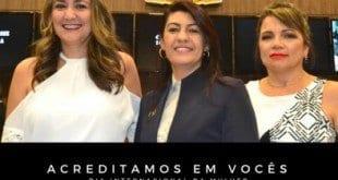 Montes Claros - Mulheres na Câmara Municipal de Montes Claros