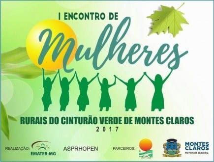 Montes Claros - I Encontro das Mulheres Rurais do Cinturão Verde