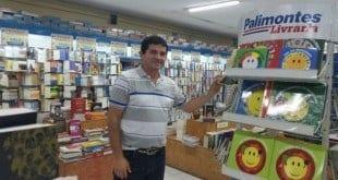 Cassio Aquino diretor da Palimontes investe sempre em licitações