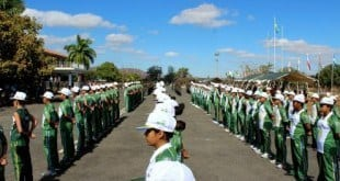 Montes Claros - Início do ano letivo do programa Forças no Esporte / Profesp 2017