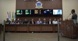 Montes Claros - Câmara Municipal debate soluções para o abastecimento de água em Montes Claros