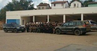 Norte de Minas - Polícia Militar realiza Operação na região de Taiobeiras
