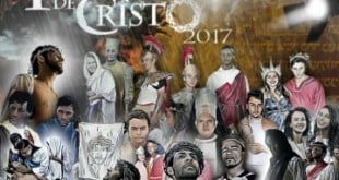 """Cultura Moc - Grupo """"Filhos da Revolução"""" encena Paixão de Cristo"""
