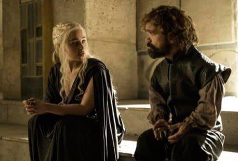 """Cena de """"The Winds of Winter"""", décimo e último episódio da sexta temporada de """"Game of Thrones"""""""