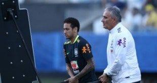 Tite e Neymar buscam levar o Brasil para a Copa do Mundo da Rússia