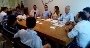 MG - Secretários de Consórcios de Saúde do Norte de Minas se reúnem na AMAMS