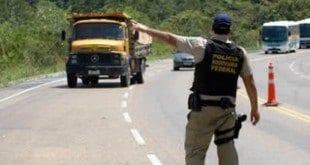 MG - Feriadão terá reforço de 950 policiais nas rodovias federais que cortam Minas