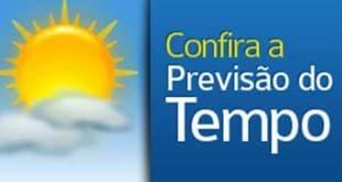 MG - Previsão do tempo para Minas Gerais, nesta terça-feira, 25 de abril