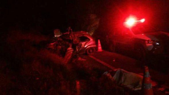 Norte de Minas - Duas crianças e um adulto morrem em acidente em Monte Azul