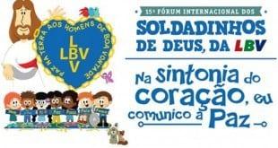 Montes Claros - Crianças aprendem a importância da união e da paz em fórum da LBV