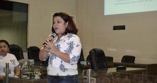 coordenadora da Defensoria Pública e especialista em Defesa da Mulher, Dra Maisa Rodrigues