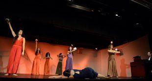 """Cultura Moc - Inspirado em lembranças afetivas, o espetáculo """"Guardados"""" volta ao palco do Centro Cultural"""