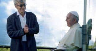 TV - Papa Francisco terá documentário dirigido pelo cineasta Wim Wenders