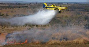 A Semad mantém contrato de aluguel de aeronaves, sendo empregados até 10 aviões monoturbina modelos Air Tractor, com capacidade de lançamento de 1.500 a 3.000 litros de água.