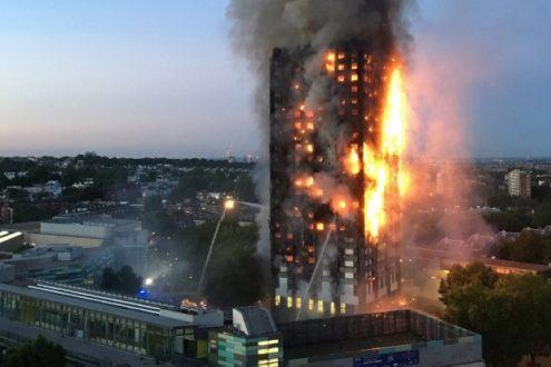 Europa - Ao menos seis mortos e vários desaparecidos em incêndio em Londres