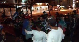 Montes Claros - Grupo de ciclistas distribui agasalhos em Montes Claros