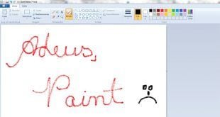 Microsoft decreta 'morte' do Paint no Windows após 32 anos