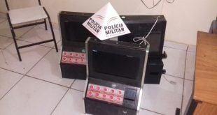 Norte de Minas - PM realiza prisão de um homem por tráfico de drogas e jogos de azar em Japonvar