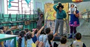 Montes Claros - 'Nas Trilhas Literárias de Montes Claros' chega às escolas da Zona Rural
