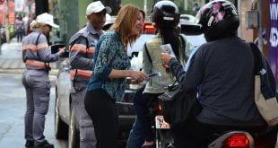 Montes Claros - MCTrans e parceiros promovem ação em homenagem ao Dia do Motociclista