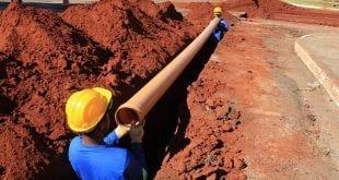 Norte de Minas - Construção de rede de esgoto não garante saneamento básico em municípios do Norte de Minas