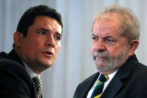 Lula é condenado por Moro a 9 anos e seis meses de prisão