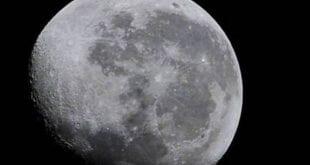 Lua seria rica em água, aponta estudo