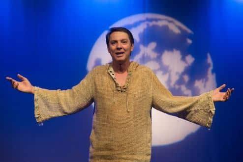 """Cultura Moc - A peça """"Francisco de Assis do Rio ao Riso"""" chega a Montes Claros - Foto: Gláucia Rodrigues"""
