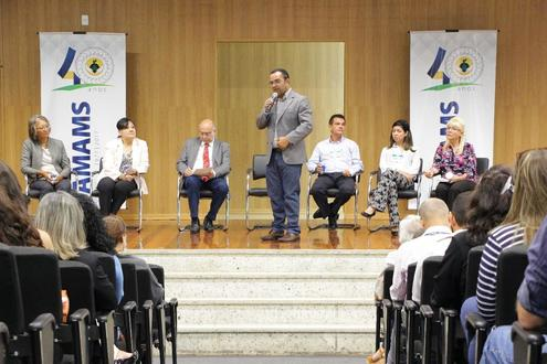 Norte de Minas - Capacitação do Programa Criança Feliz é realizada na AMAMS com parceria do Ministério do Desenvolvimento Social