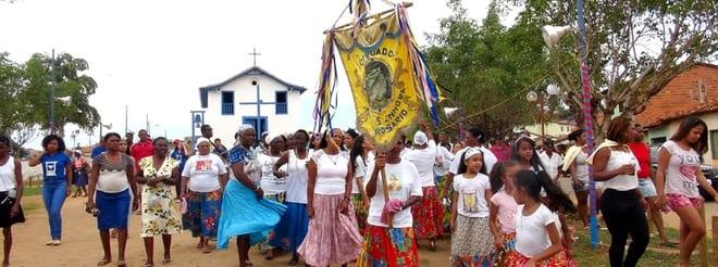 Ritos de fé e devoção à Nossa Senhora do Rosário dos Homens Pretos fazem parte do objeto de pesquisa