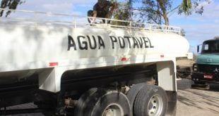 Norte de Minas - AMAMS busca apoio no combate a seca e solicita caminhões-pipa para socorrer municípios da região