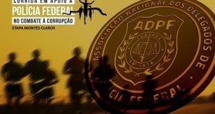 Montes Claros - Corrida em apoio à Polícia Federal no Combate à Corrupção