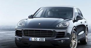 Motor - Posrche Cayenne ganha série especial Platinum Edition