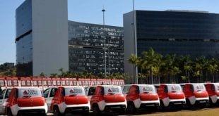 Os novos veículos vão beneficiar 179 municípios mineiros