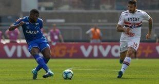 Brasileirão 2017 - São Paulo bate o Cruzeiro no Morumbi