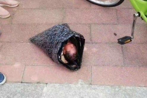 Caso aconteceu em Fuzhou, na China