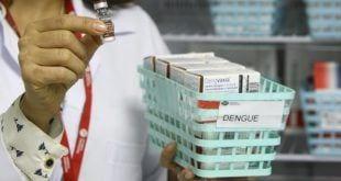 Saúde - Teste rápido para dengue e chikungunya passa a ser oferecido pelo SUS