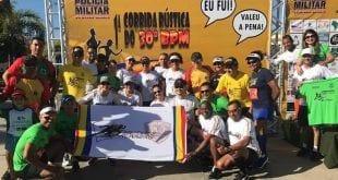 Norte de Minas - 1ª Corrida Rústica do 30ª BPM